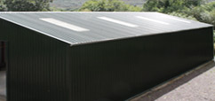 Roof Cladding Suppliers | Roof Sheeting Suppliers |  Patrick Lynch Roof Sheeting and Cladding Suppliers